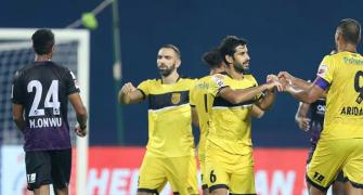 ISL: Hyderabad begin campaign with win over Odisha