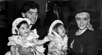 Maradona's fortune has many claimants