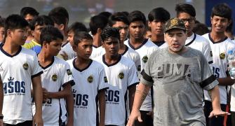 When Maradona magic gripped Kolkata