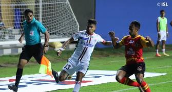 ATK Mohun Bagan down Fowler's EB in first ISL derby