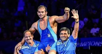Wrestler Narsingh has tested positive for COVID-19