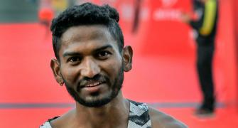 Armyman Sable breaks record at Delhi half marathon