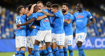 Napoli punished for missing Juventus game amid COVID