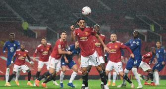 PICS: Manchester Utd, Chelsea in goalless draw