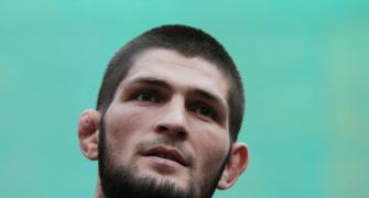 Khabib calls time on MMA career after vow to mother