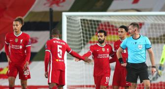 Champions League: Liverpool win; City thrash Marseille