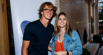 Ex-girlfriend accuses tennis star Zverev of abuse