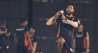 SEE: RCB's bowlers in action