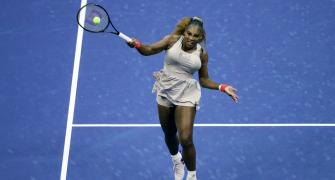 US Open: Serena enters third round; Muguruza loses