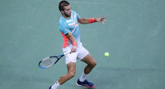 Coric stages incredible comeback to stun Tsitsipas