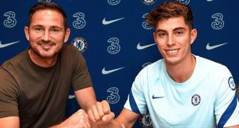 Transfers: Chelsea sign highly-rated German Havertz
