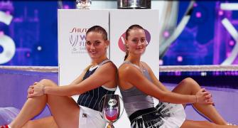 Kristina-Timea forced to withdraw due to COVID-19