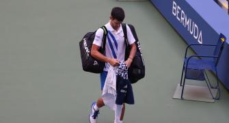 'Djokovic gave US Open supervisor no choice'
