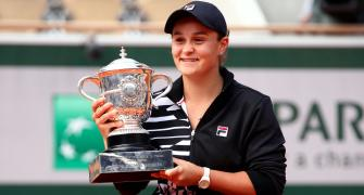 Reigning champion Barty to skip French Open