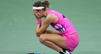 Azarenka returns from the wilderness at US Open