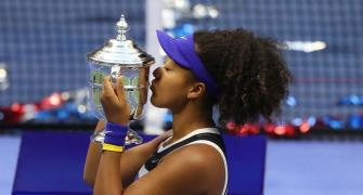 PHOTOS: Osaka rallies to win US Open crown