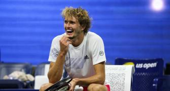 Here's what inspired Zverev to reach US Open final