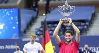 Dominic Thiem, a Grand Slam Champ with many firsts