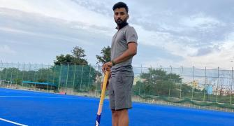 Hockey skipper recounts surviving Covid ordeal
