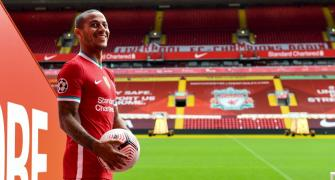 Liverpool complete Thiago signing from Bayern Munich