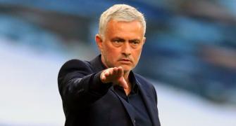 Mourinho named Roma manager for 2021-22 season