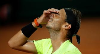 Italian Open: Nadal stunned; Djokovic marches on