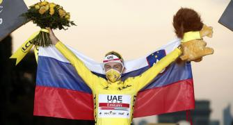 Pogacar claims maiden Tour de France title