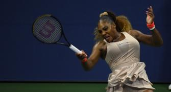 Serena embarks on clay for 24th major