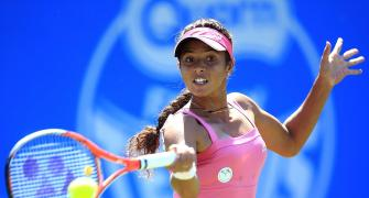 Ankita bows out of French Open qualifiers