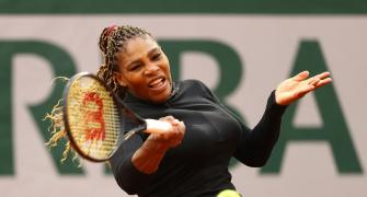Serena withdraws from French Open ahead of match
