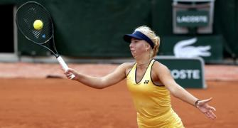 French Open PIX: Danish teenager Tauson shocks Brady