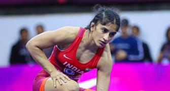 Asian Wrestling: Maiden gold medals for Vinesh, Anshu