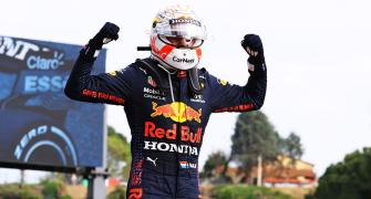 F1: Verstappen wins at Imola but Hamilton stays ahead