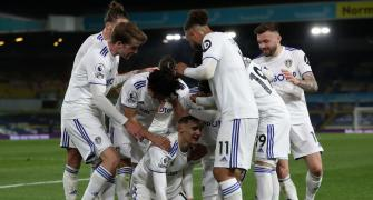 EPL: Leeds hold Liverpool amid Super League protests