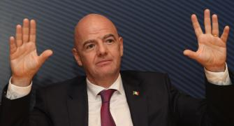 FIFA boss Infantino warns Super League clubs