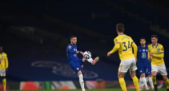 Soccer PIX: Chelsea held to 0-0 draw by Brighton