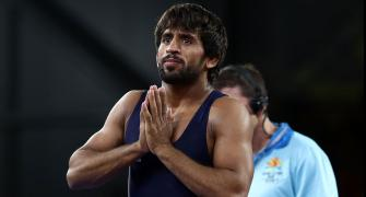 Injured Bajrang ruled out of World Championships