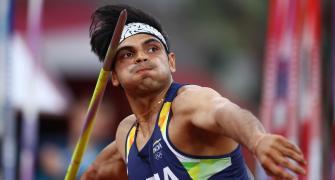 SEE: Neeraj Chopra's Gold medal-winning throw