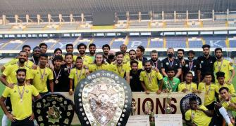 'Rise of Real Kashmir FC nothing short of fairytale'