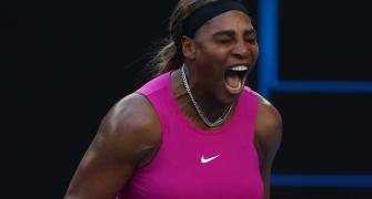Clock ticking as Serena returns to Australia