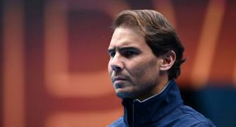 Nadal's back a concern ahead of Australian Open