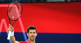 Djokovic keeps Serbia alive; Spain reach ATP Cup semis