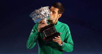 Djokovic dynasty under threat at Australian Open