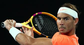 Aus Open PIX: Easy win for Nadal; Kenin crashes out