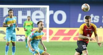 ISL: Hyderabad FC hold SC East Bengal