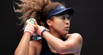 How Osaka is sticking to the plan at Australian Open