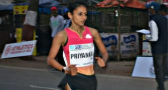 Cramps force Gurpreet to pull out in 50km Walk