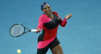 Serena rolled back the years at Australian Open