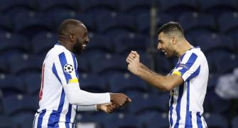 Champions League PIX: Porto down Juve; Dortmund win