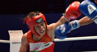 Mary Kom sets sight on Olympics after 'rough 2020'
